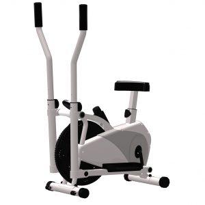 Fan Bike JUFIT JFF017T   Stationary Fitness